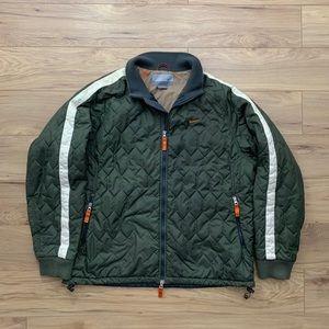 Classic Nike Full-Zip Bomber Jacket (Sz 2XL)